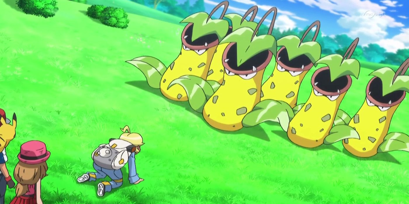 The Horrifying Origins Of 15 Adorable Pokmon Screenrant Pokemon X Electrical Plant