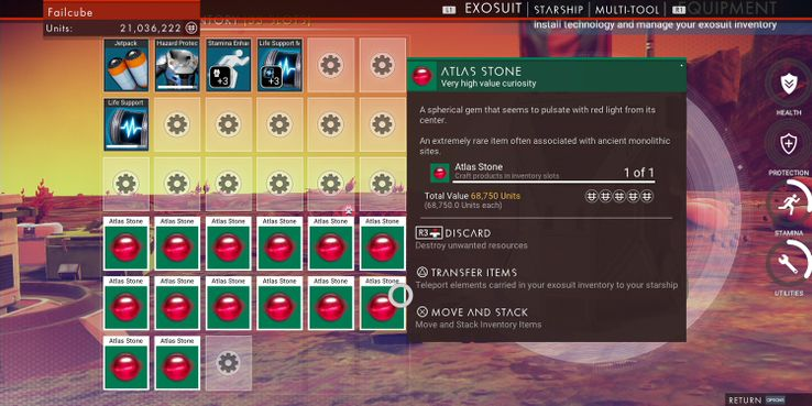 Exploit: How To Get Fast Unlimited Units in No Man's Sky