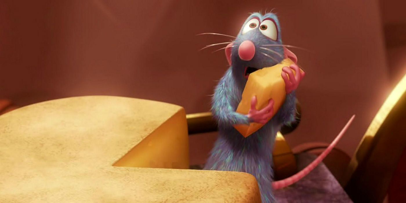Ratatouille Director Debunks Heartwarming Fan Theory Sorry