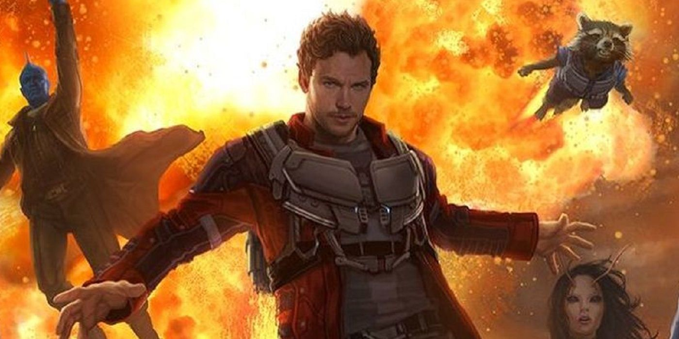 Chris Pratt: Guardians of the Galaxy 2 Will Be 'Biggest Spectacle' Movie