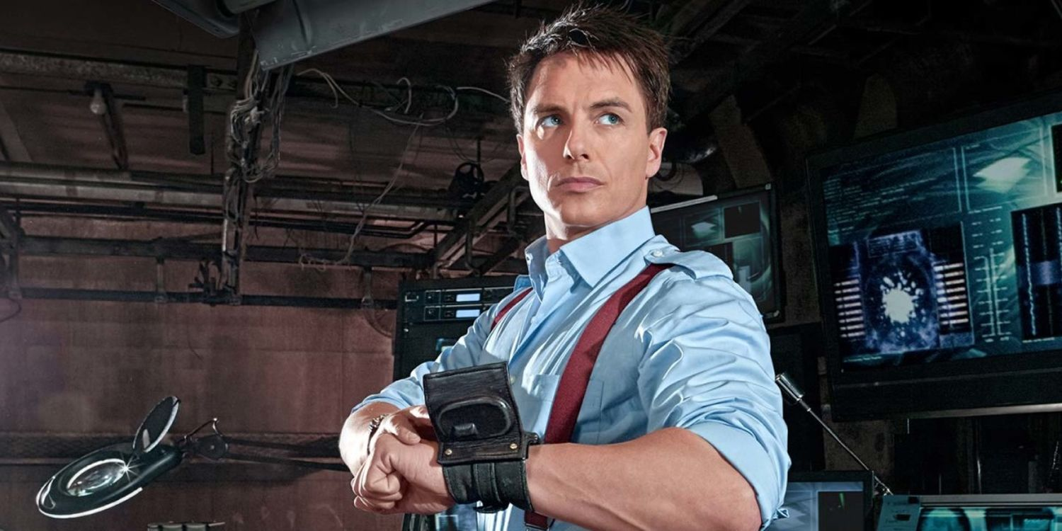 Doctor Who: John Barrowman Up For Reprising Captain Jack ...