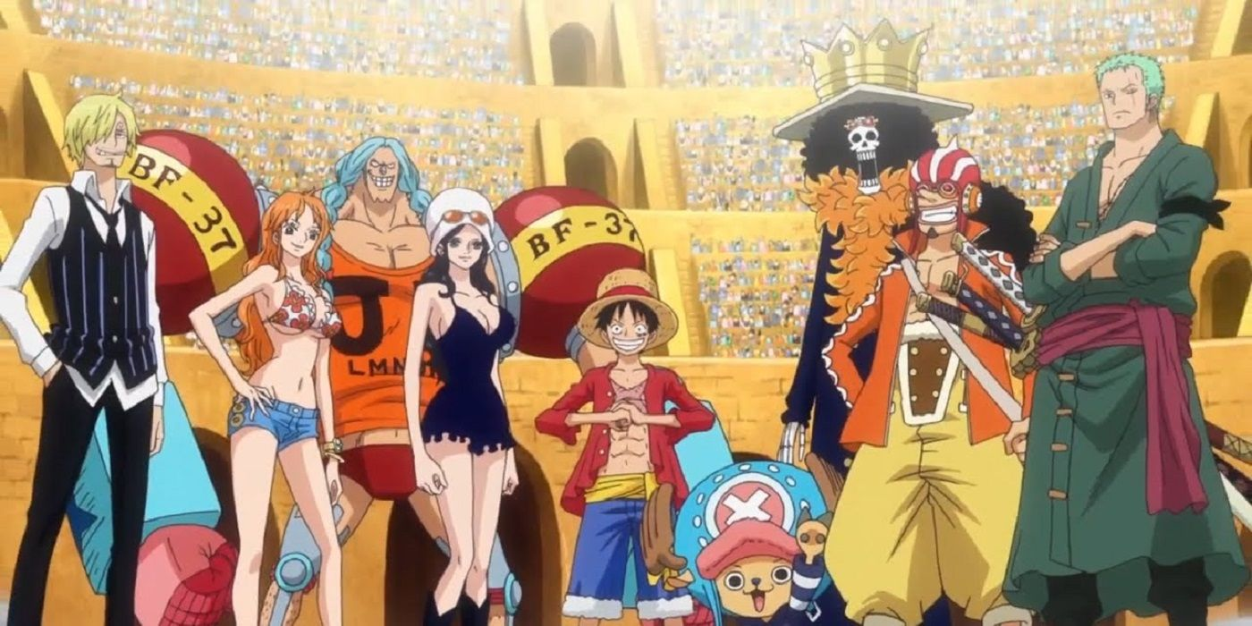 One Piece Live-Action Show Has NOT Started Casting Despite ...