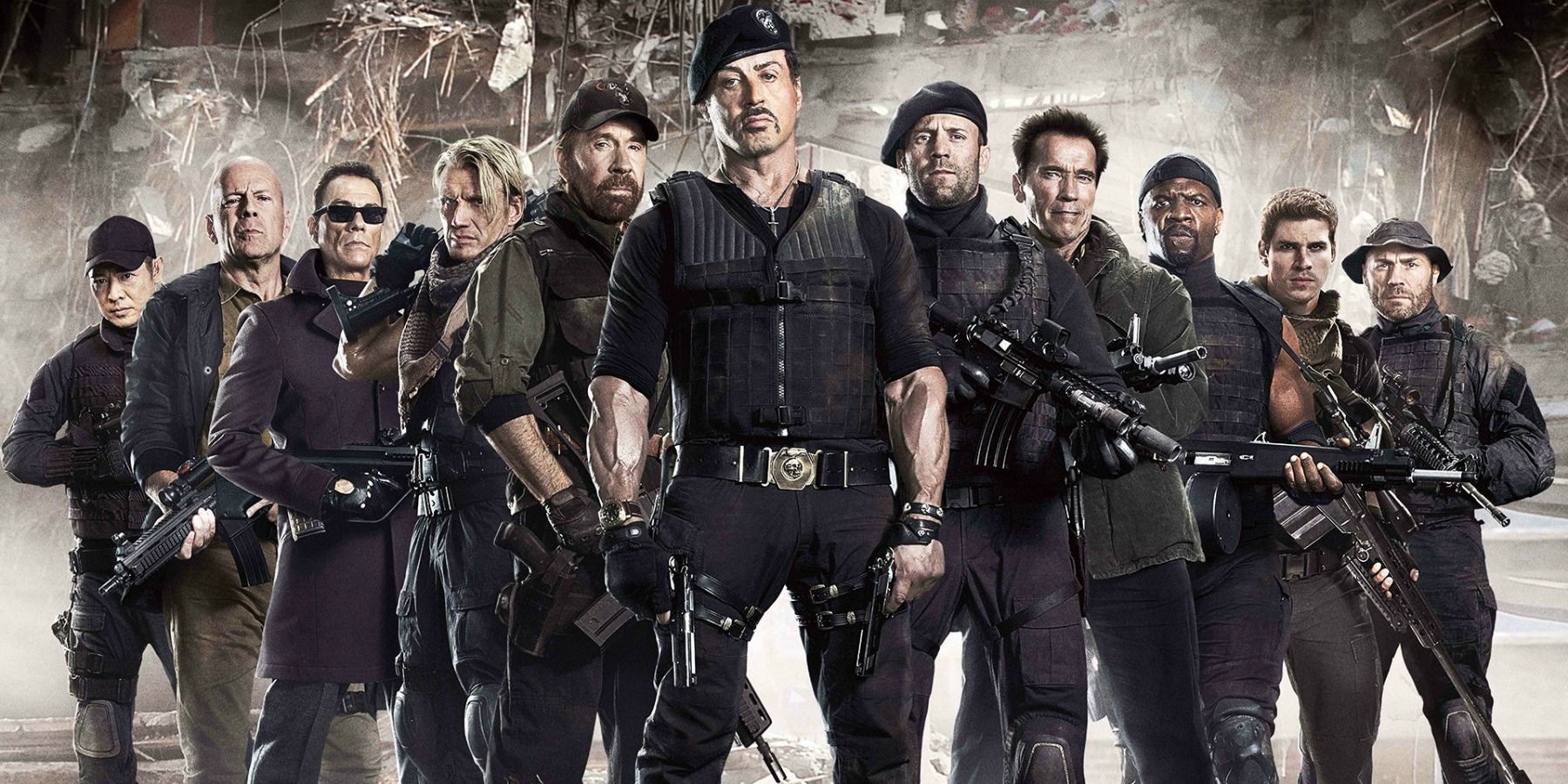 Sylvester Stallone In Expendables 2 Wallpapers: Sylvester Stallone Confirms Expendables 4