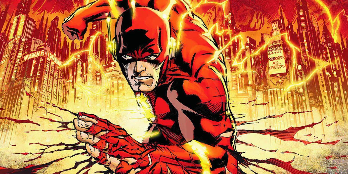 The Flash: 15 Comics You Need To Read Before Season 3