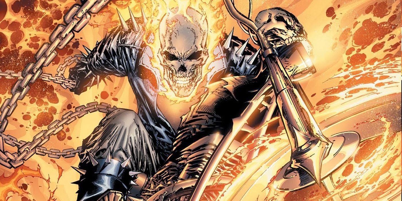 15 superpowers you didn't know ghost rider had | screenrant