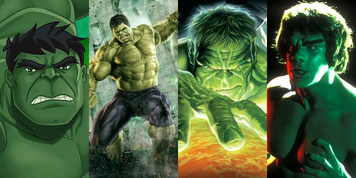 This is a graphic of Universal Images of Hulk