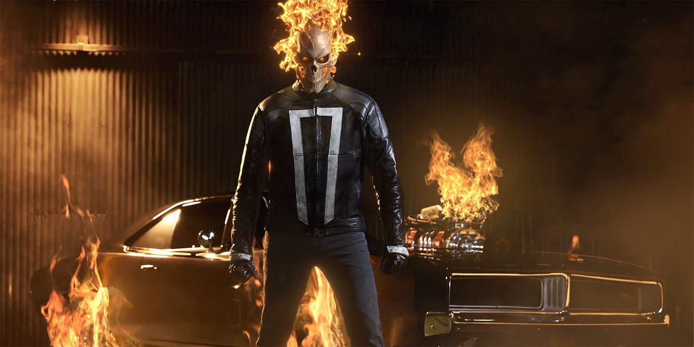 Ghost Rider Officially Returns To S H I E L D Screen Rant
