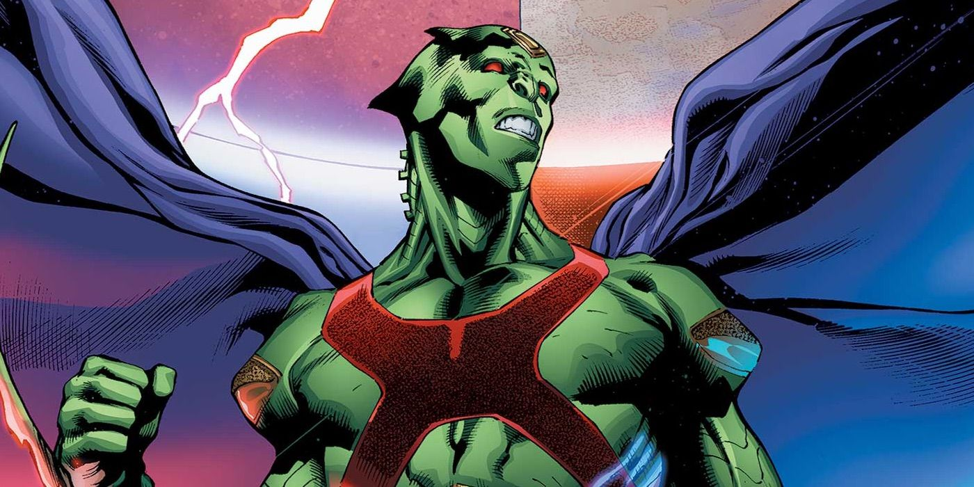 15 Superpowers You Didn't Know Martian Manhunter Had