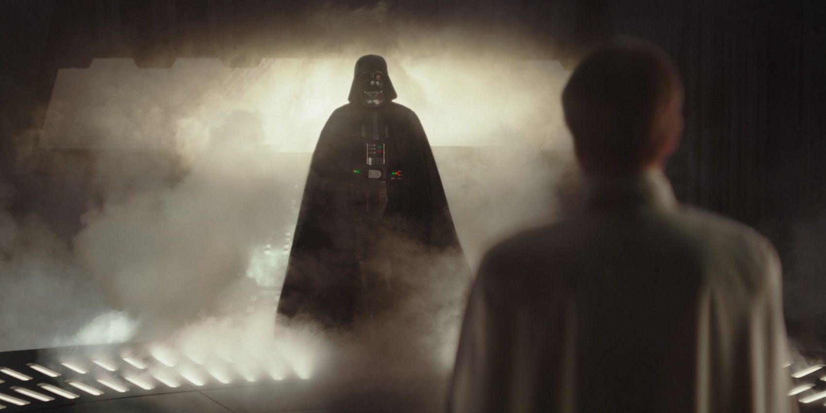 Star Wars Darth Vader S Rogue One Role Explained Screen Rant