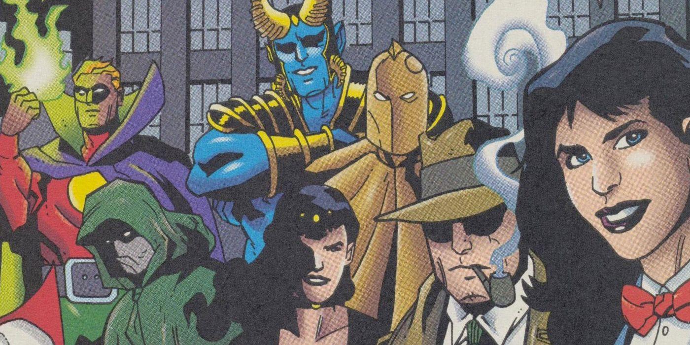 15 Most Powerful Magic-Using Superheroes In DC Comics