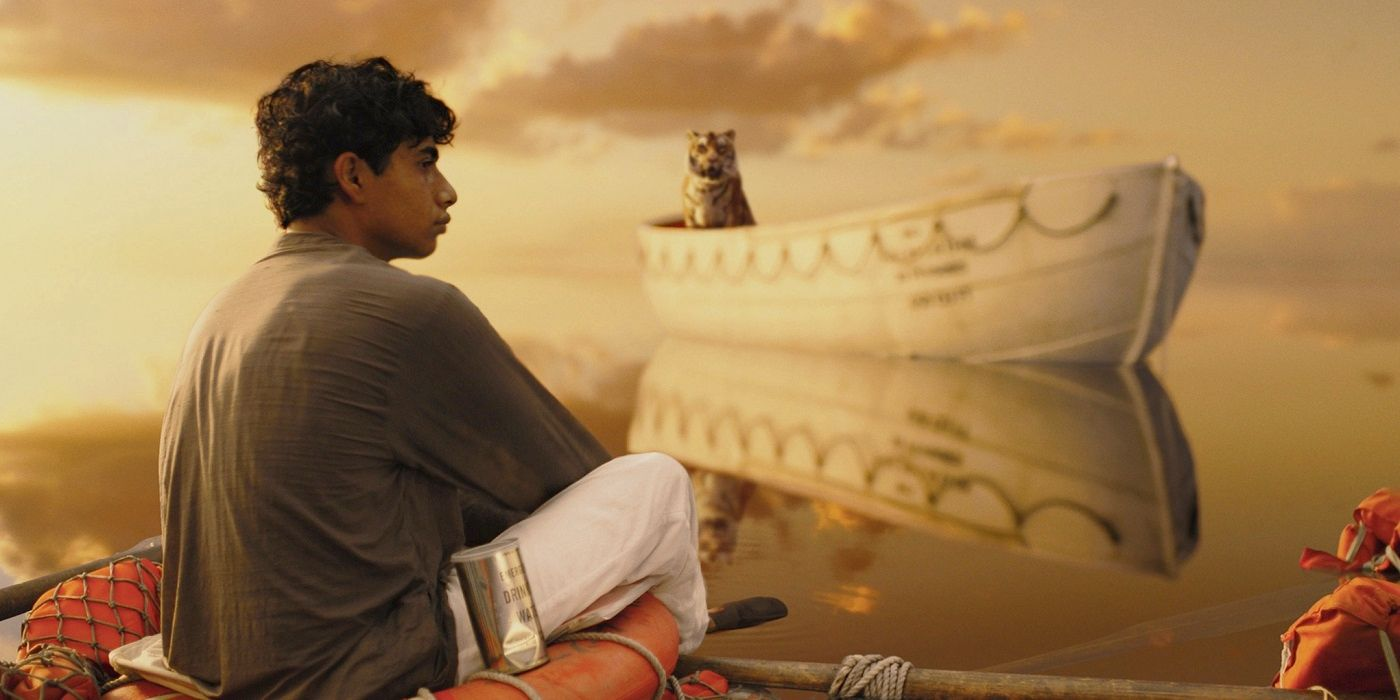 i just want to love god life of pi