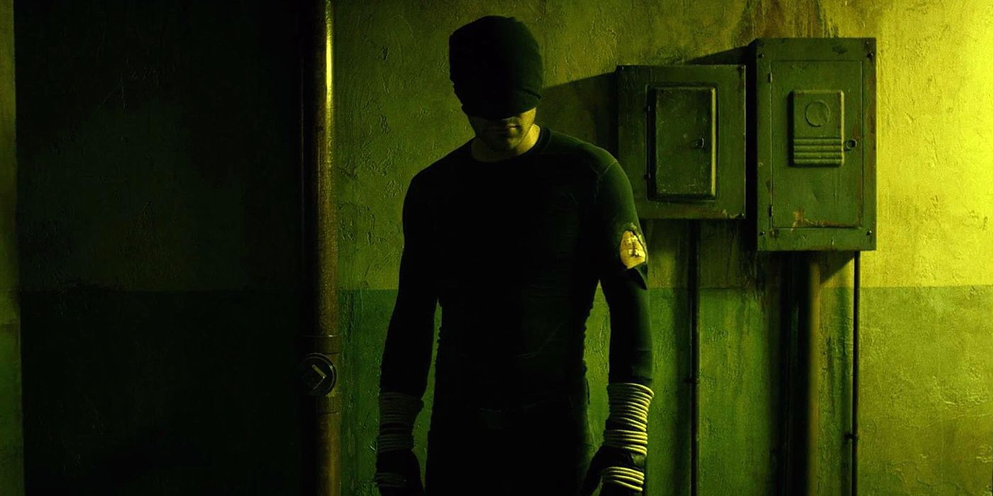 Daredevil Season 3 Features Callback To Season 1's Hallway Fight