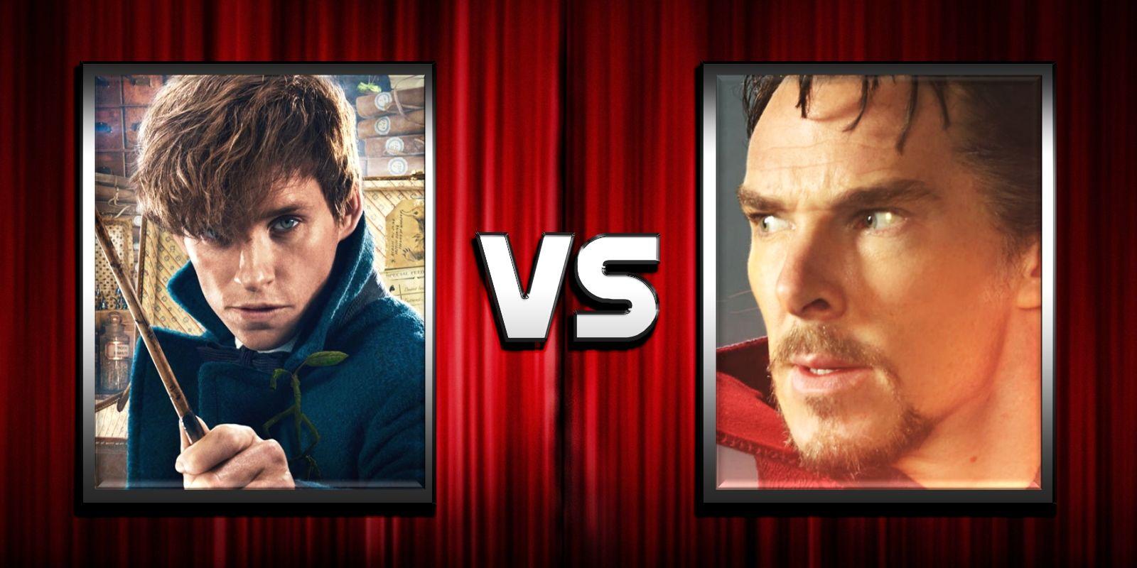 Box office prediction fantastic beasts vs doctor strange - 2016 box office predictions ...