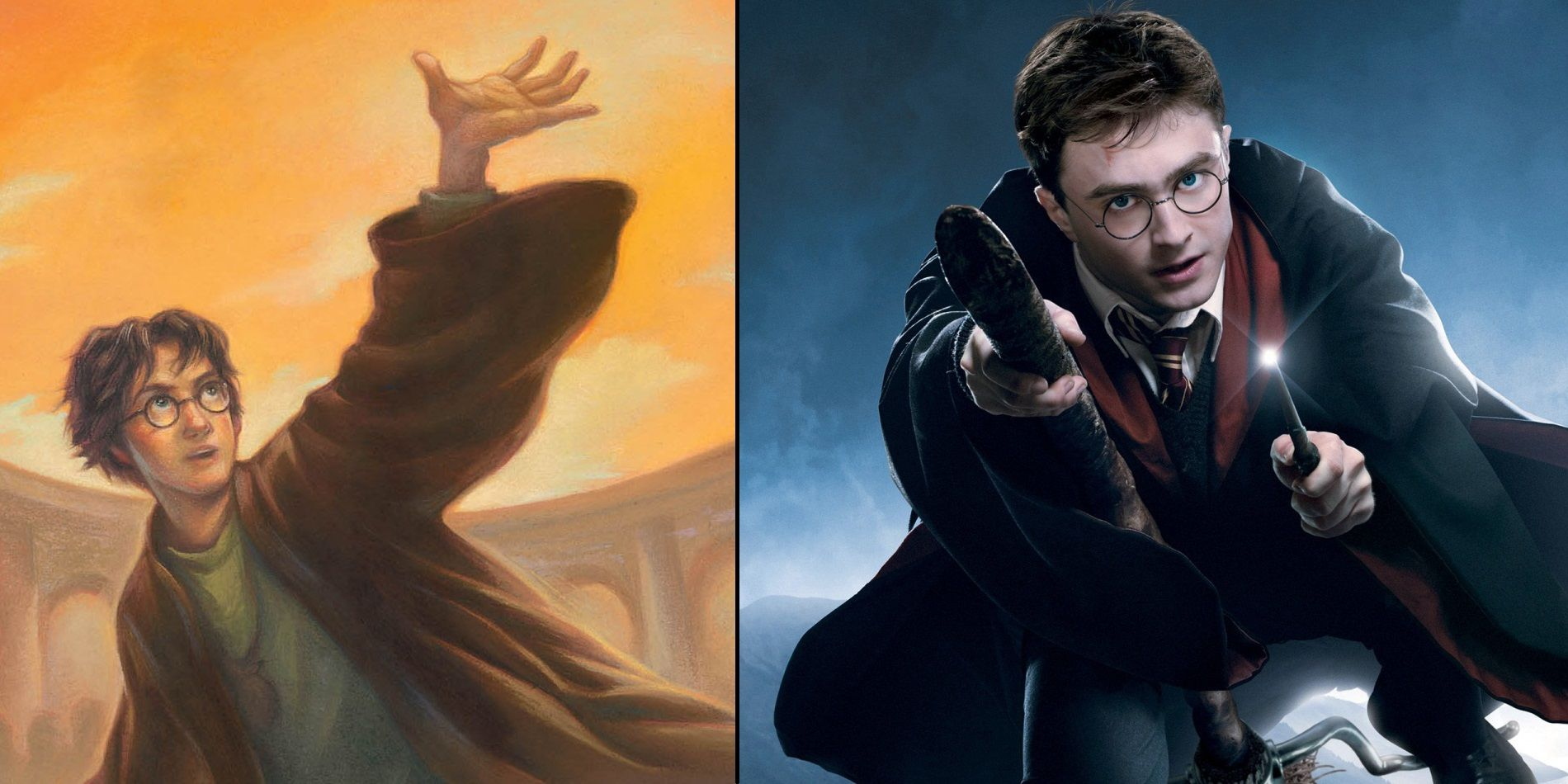 Harry Potter Book Two : Harry potter worst changes from the books to movies