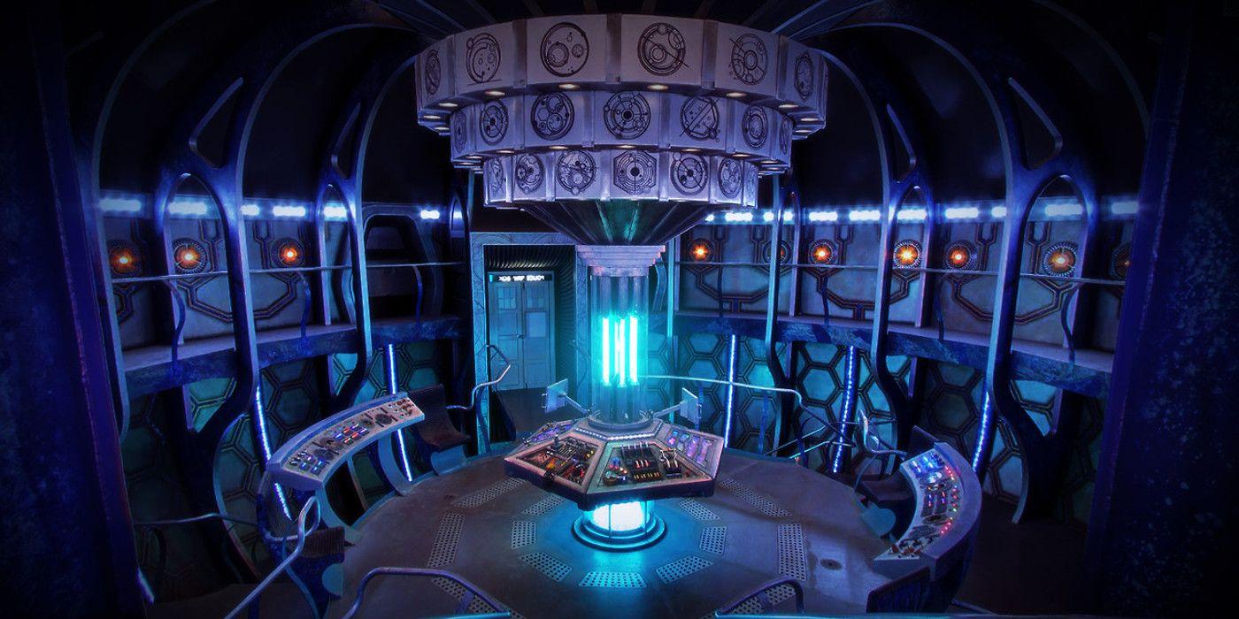 doctor who s11 gets new tardis design screenrant