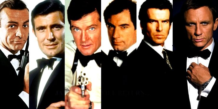 James Bond Movies In Order The Best Way To Watch Screen Rant
