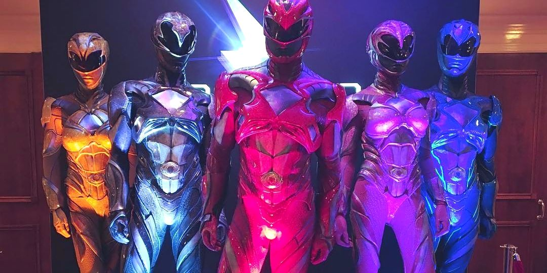 & New Closer Look at Power Rangers Movie Costumes | ScreenRant