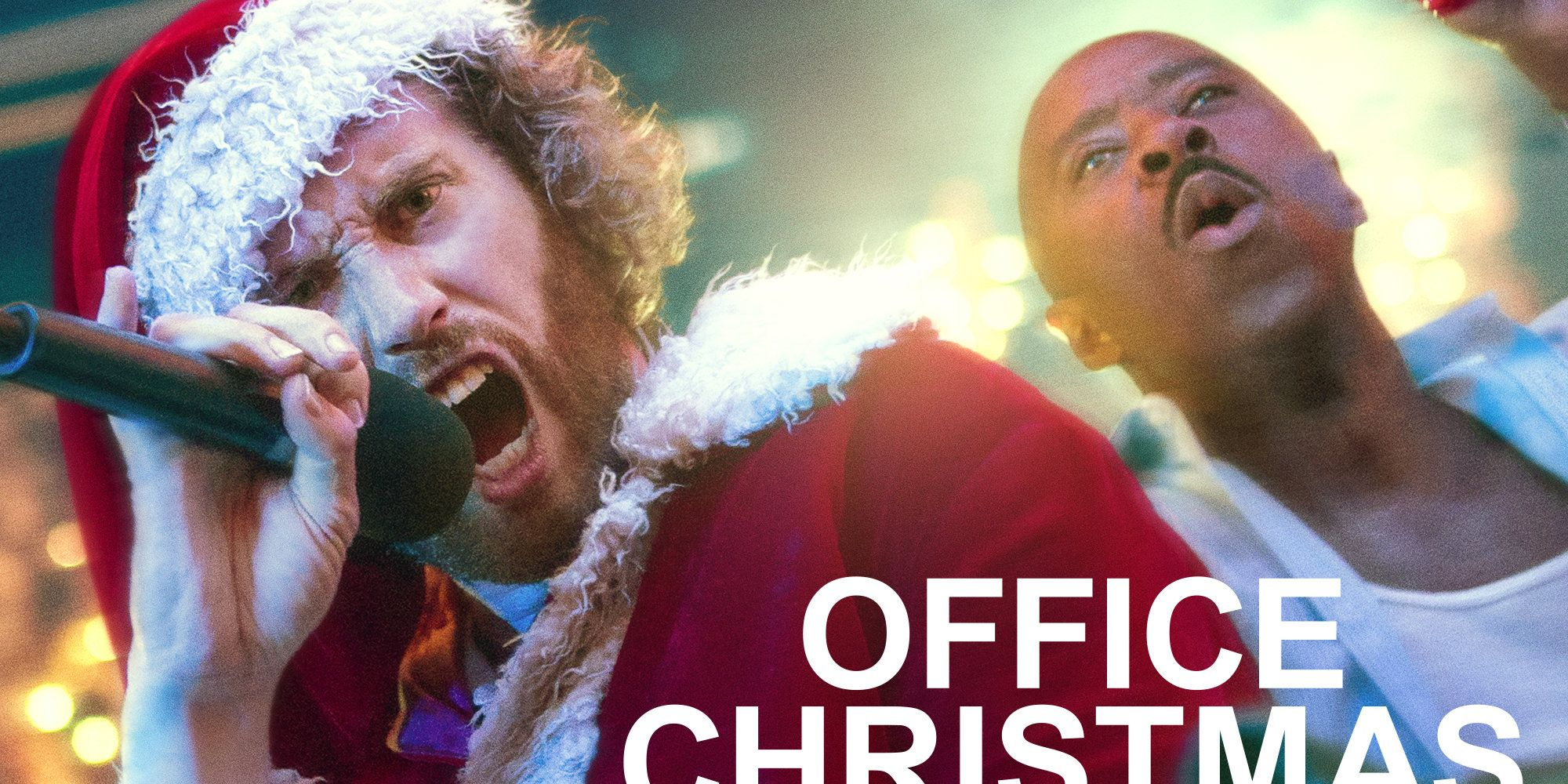 Office Christmas Party Trailer #2 & New Posters Arrive