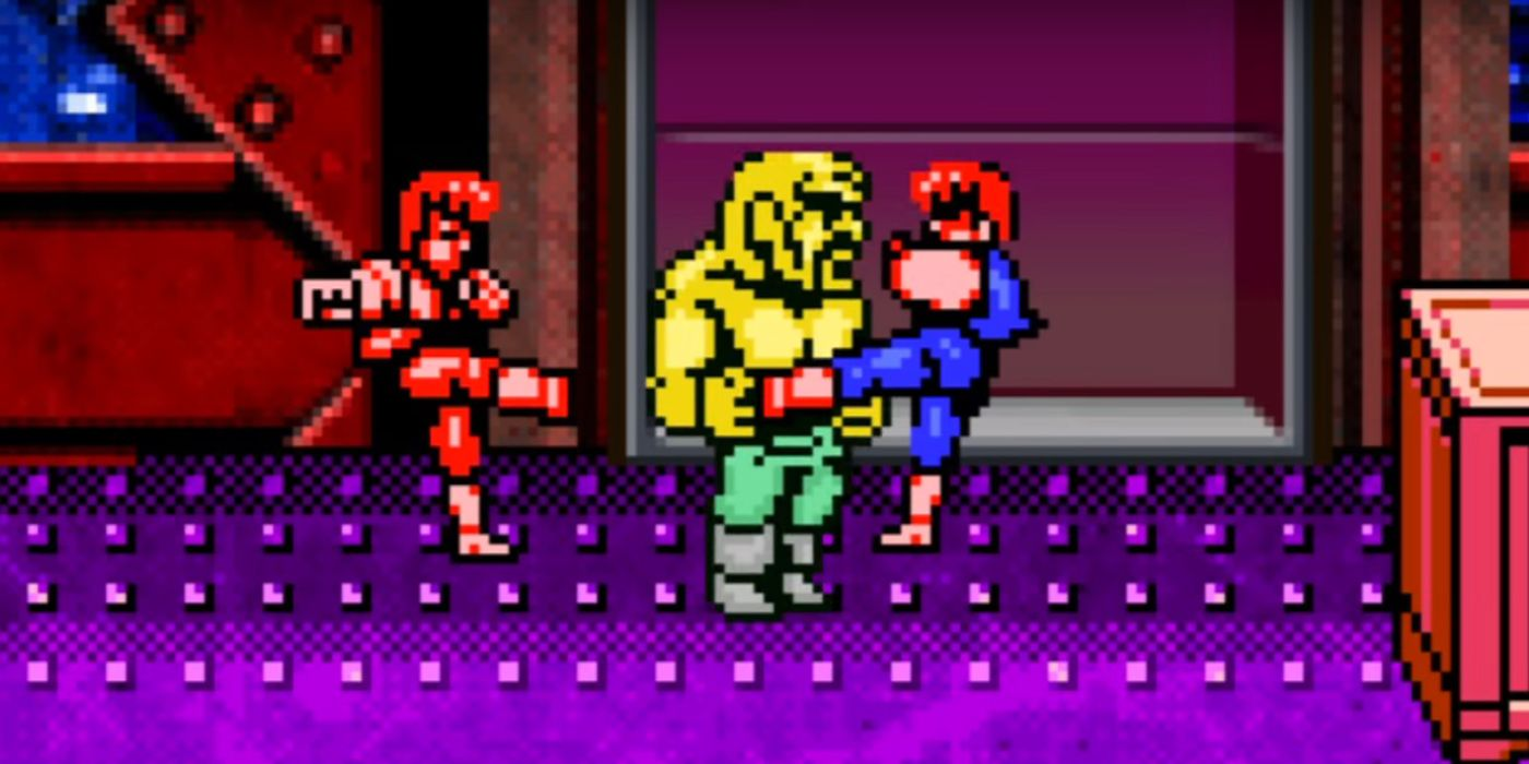 15 Things You Didn T Know About Double Dragon Screenrant