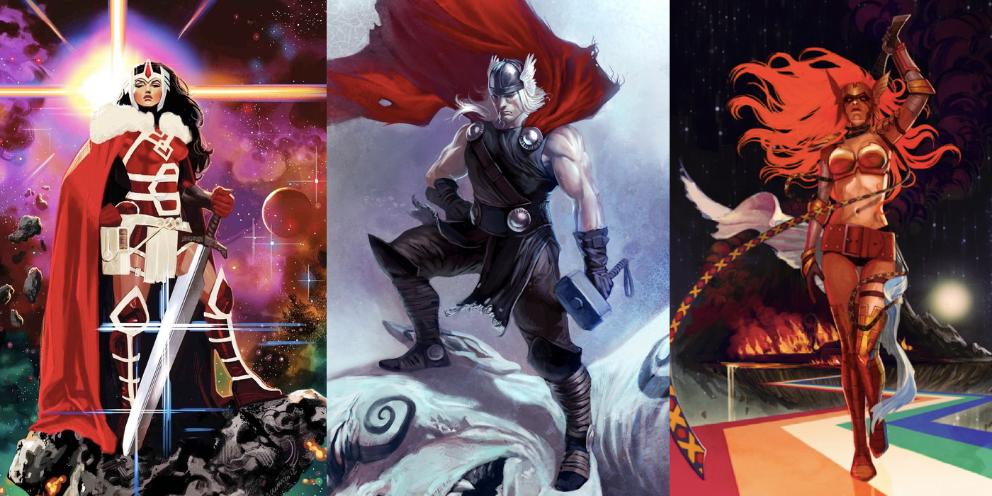 Thor: 15 Most Powerful Asgardians In The Marvel Universe