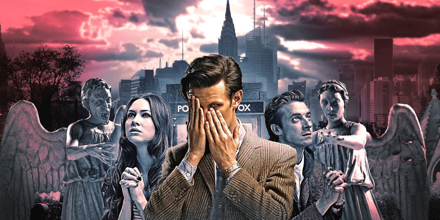 Doctor Who: 15 Things You Didn't Know About The Weeping Angels