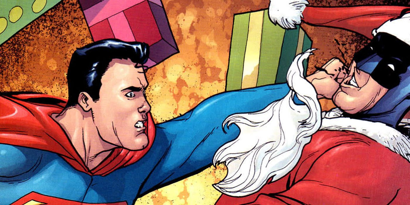 Batman Poses As Santa To Troll His Enemies | Screen Rant