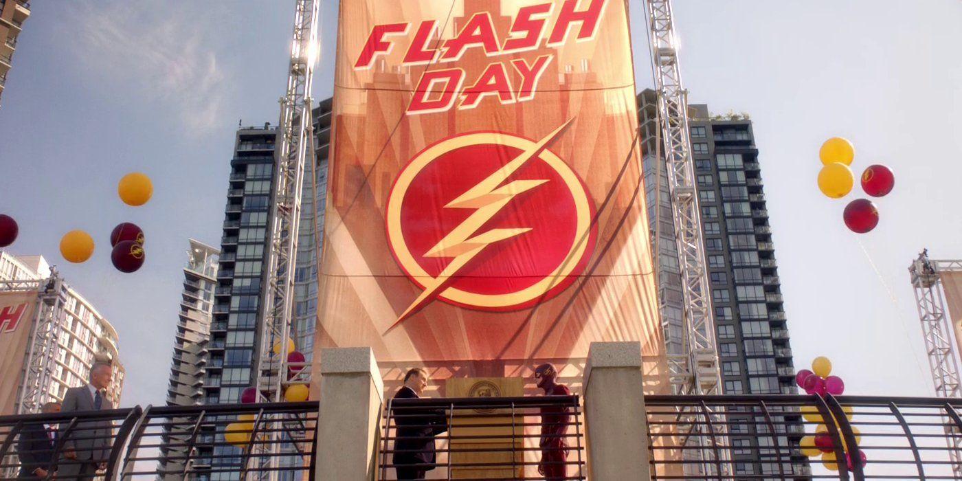 Justice League Set Photo Confirms Central City