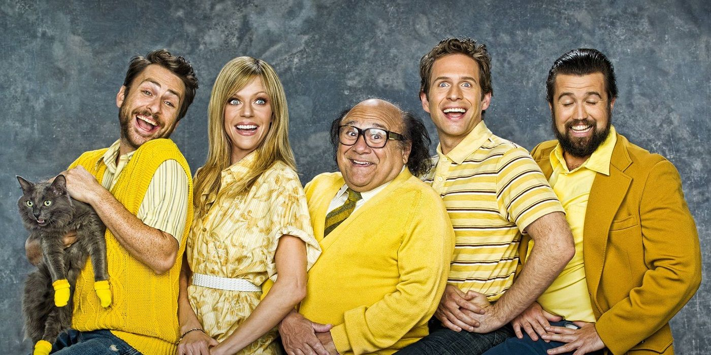 Always Sunny In Philadelphia Clips 20 crazy details behind the making of it's always sunny in