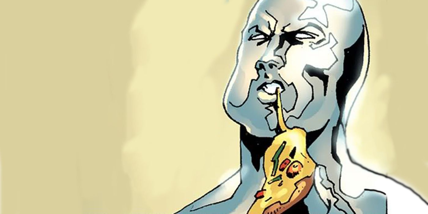 15 Things You Didn T Know About The Silver Surfer Screenrant