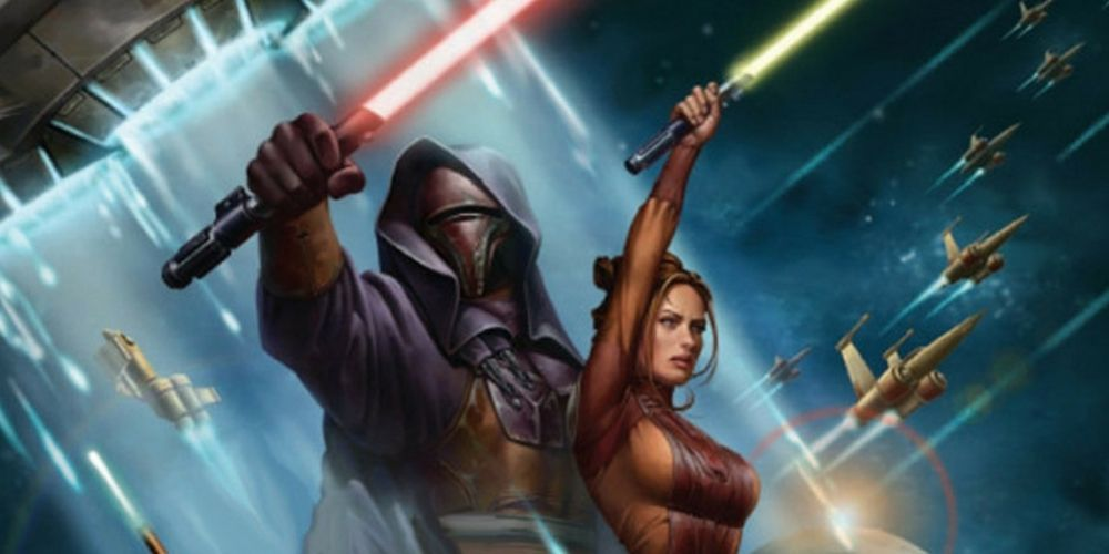 Star Wars Rebels Confirms Knights Of The Old Republic Lore As Canon