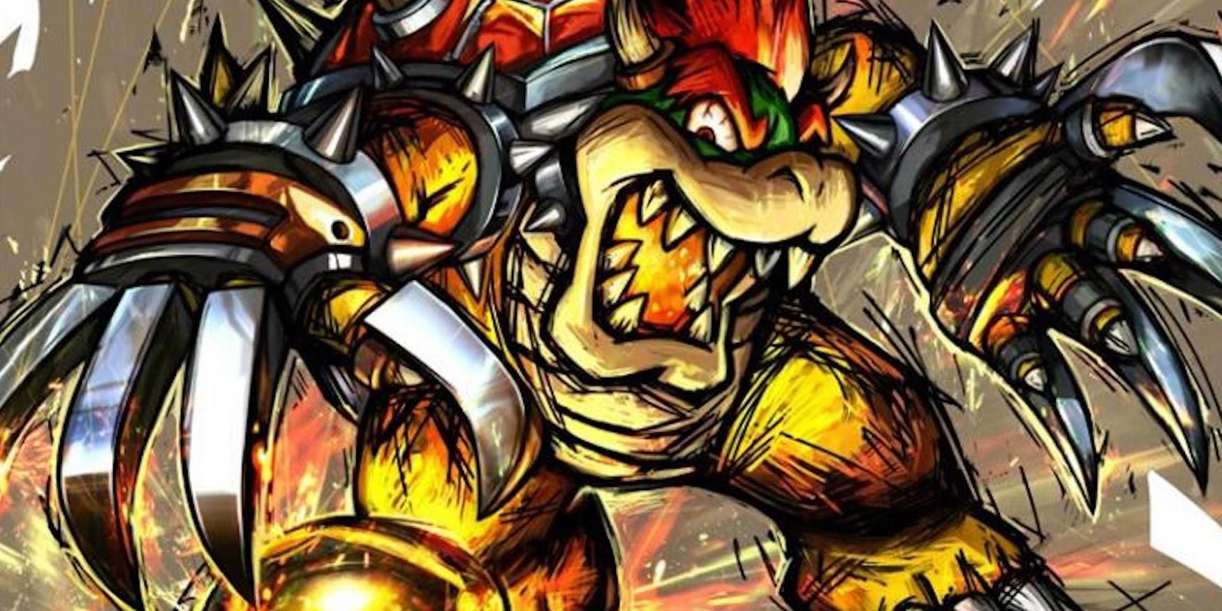 Super Mario 15 Things You Never Knew About Bowser Screenrant