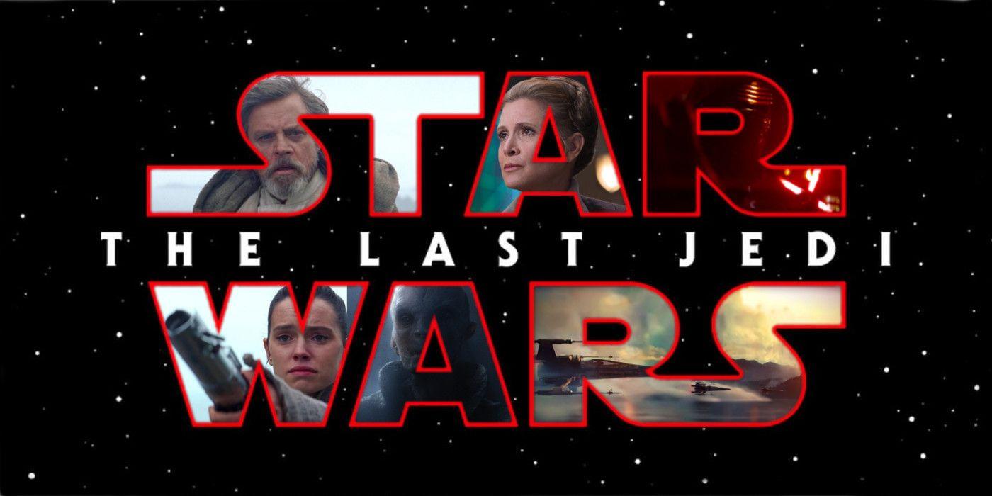 Star Wars 8 Promo Images Showcase Snoke & Luke