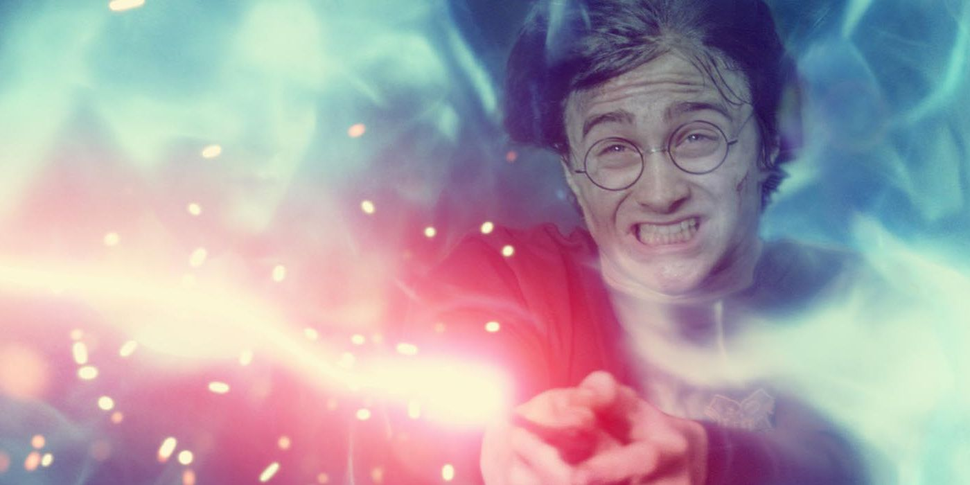 Harry potter 39 s most powerful spells screenrant for The most powerful wand in the world