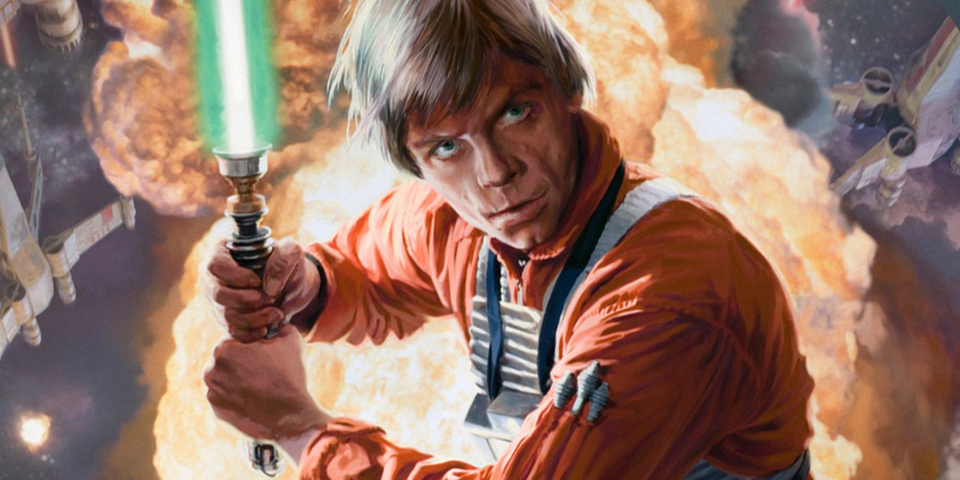 we need a luke skywalker animated series screenrant