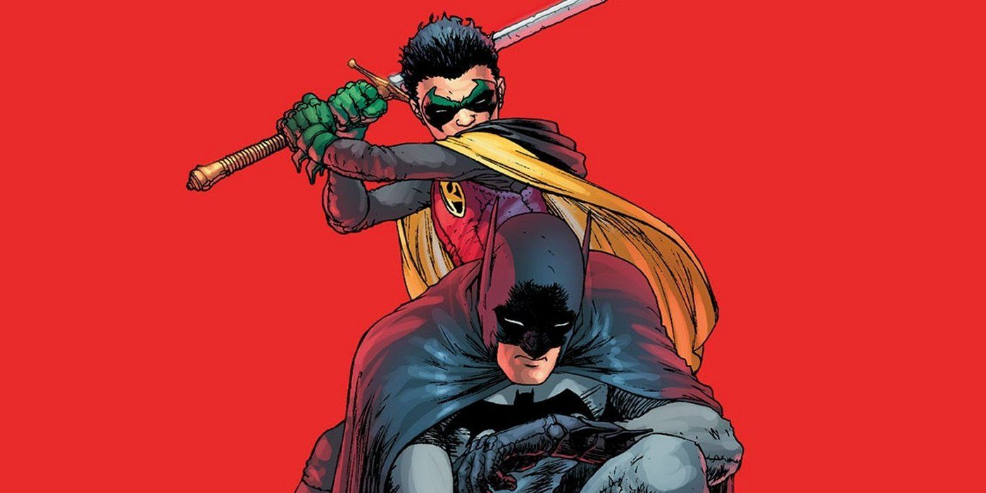 15 Times Robin Has Killed People | ScreenRant