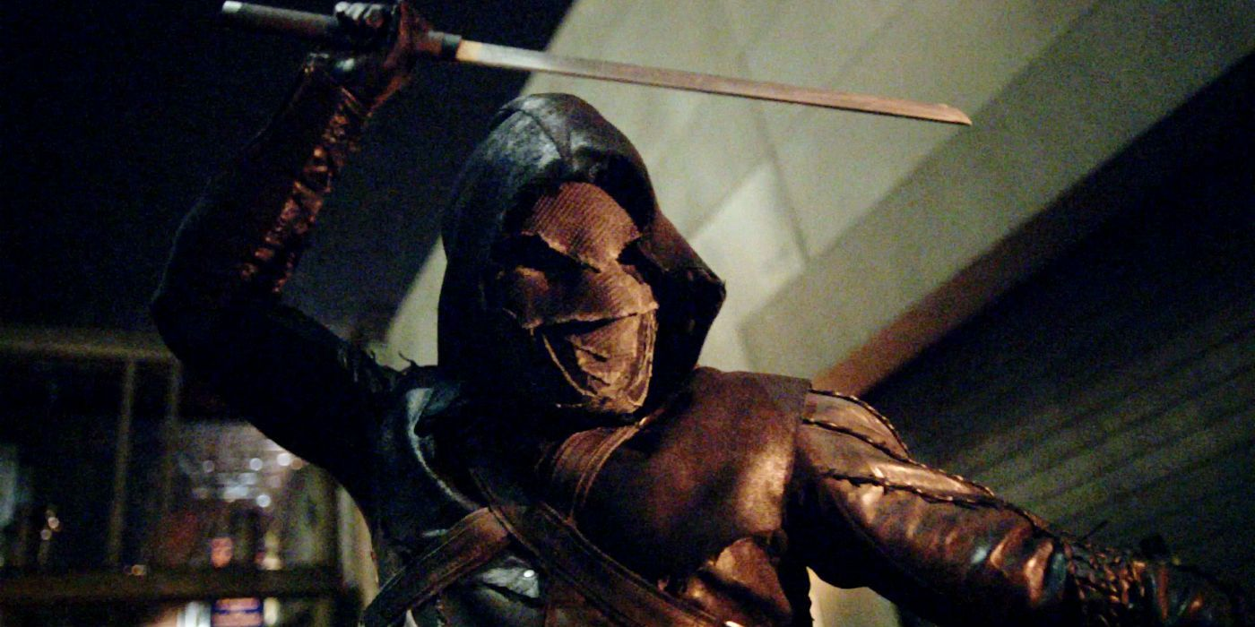Arrow How Prometheus Differs From The Comics Screen Rant