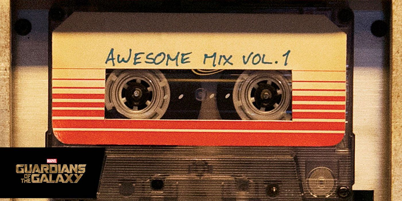 Every Song On Guardians Soundtrack Ranked | ScreenRant