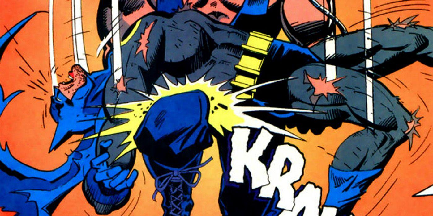 Batman's 17 Most Brutal Injuries | ScreenRant