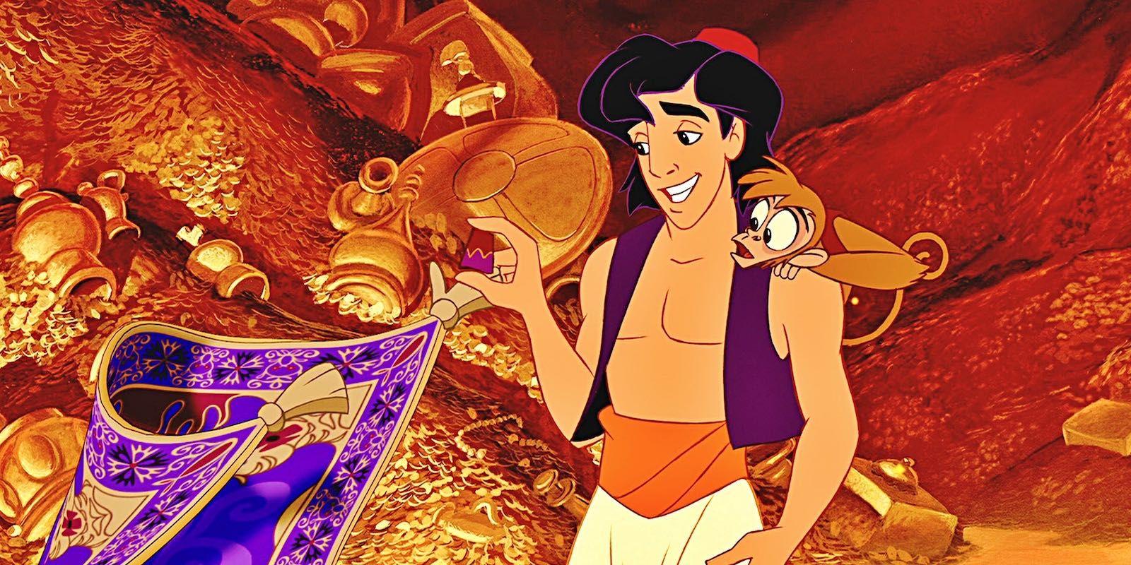 Was Aladdin Originally Arab Indian Or Chinese Screenrant Story Books Of Aladin