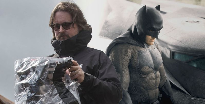 Matt Reeves to helm 'The Batman'