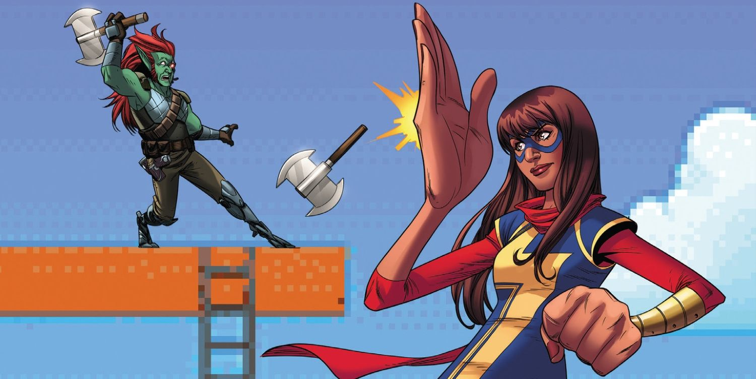 Image result for ms marvel