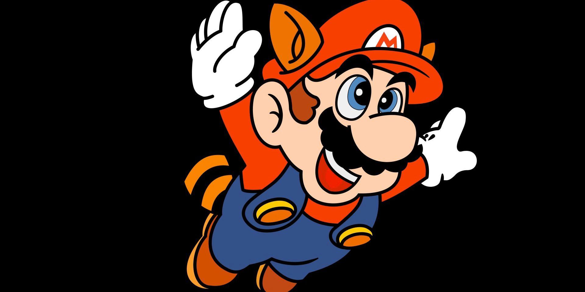 New Super Mario Bros 3 Power Ups