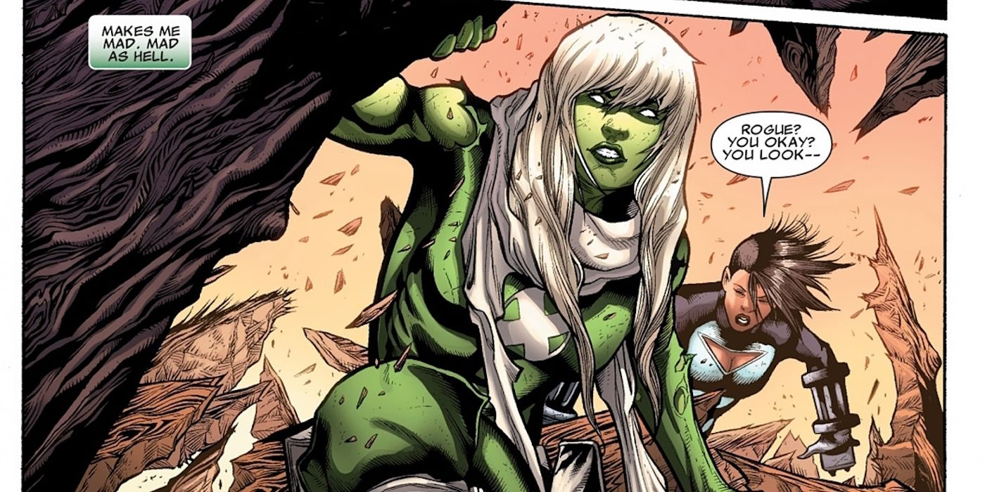 X-Men: 15 Coolest Superpowers That Rogue Has Absorbed