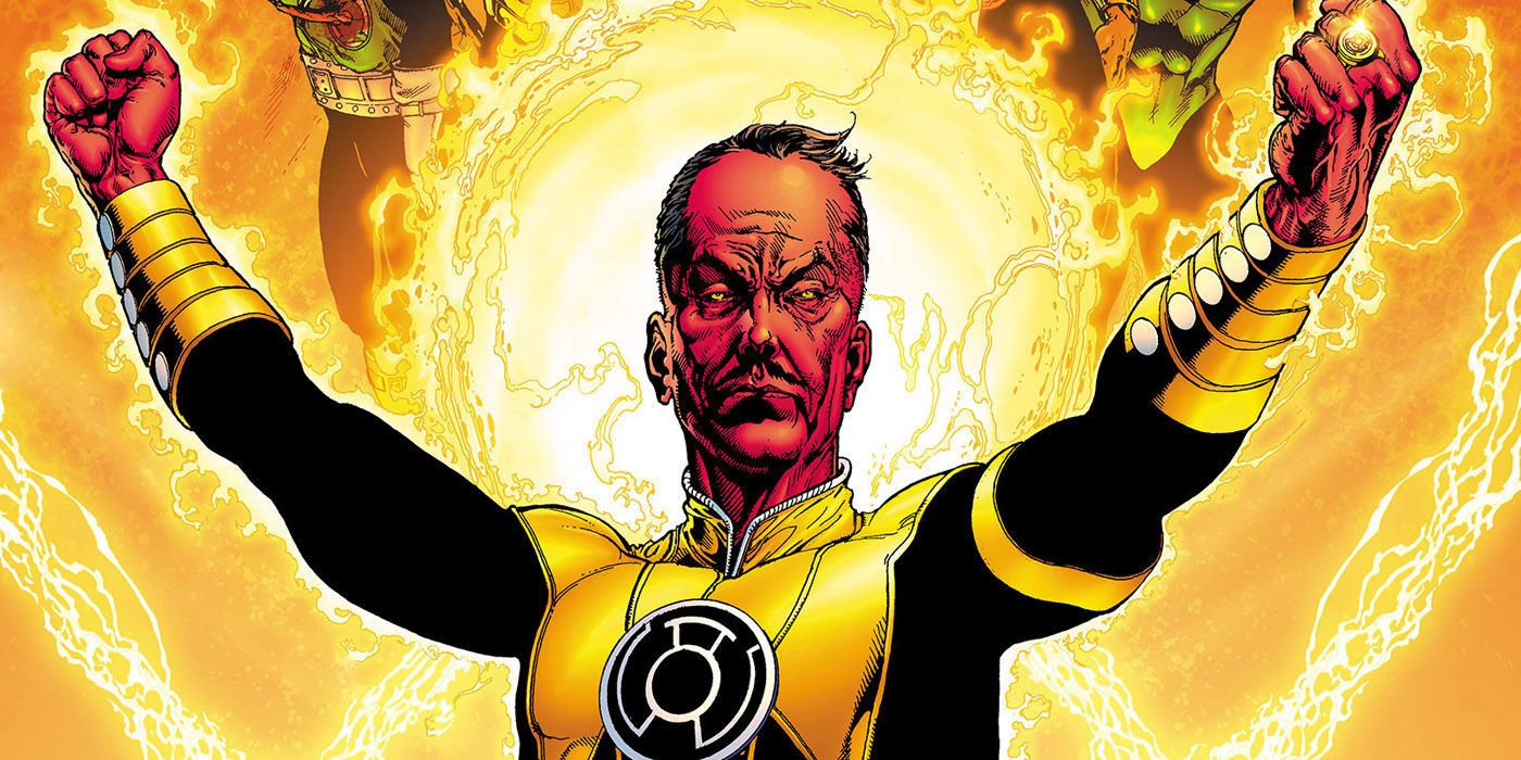 Sinestro Just Formed The Biggest Lantern Corps Ever