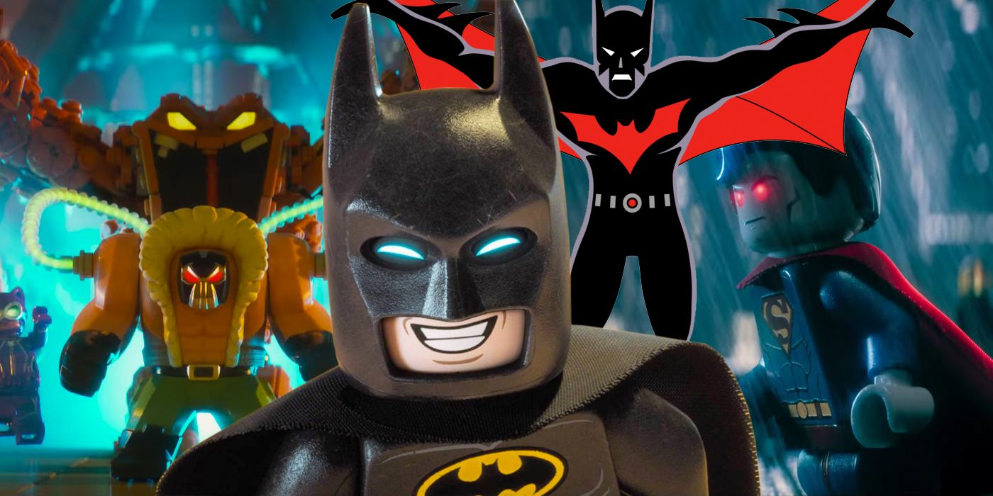The LEGO Batman Movie Easter Eggs & References | Screen Rant