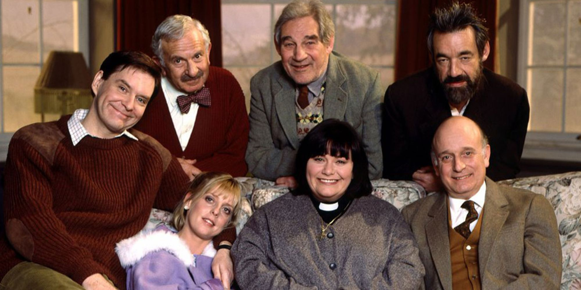 The Vicar Of Dibley: Cast & Characters