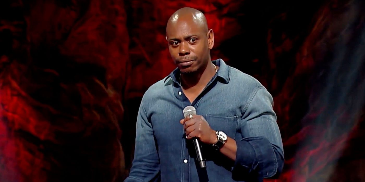 Dave Chappelle Announces 5-Show Residency On Broadway In JulyDave Chappelle