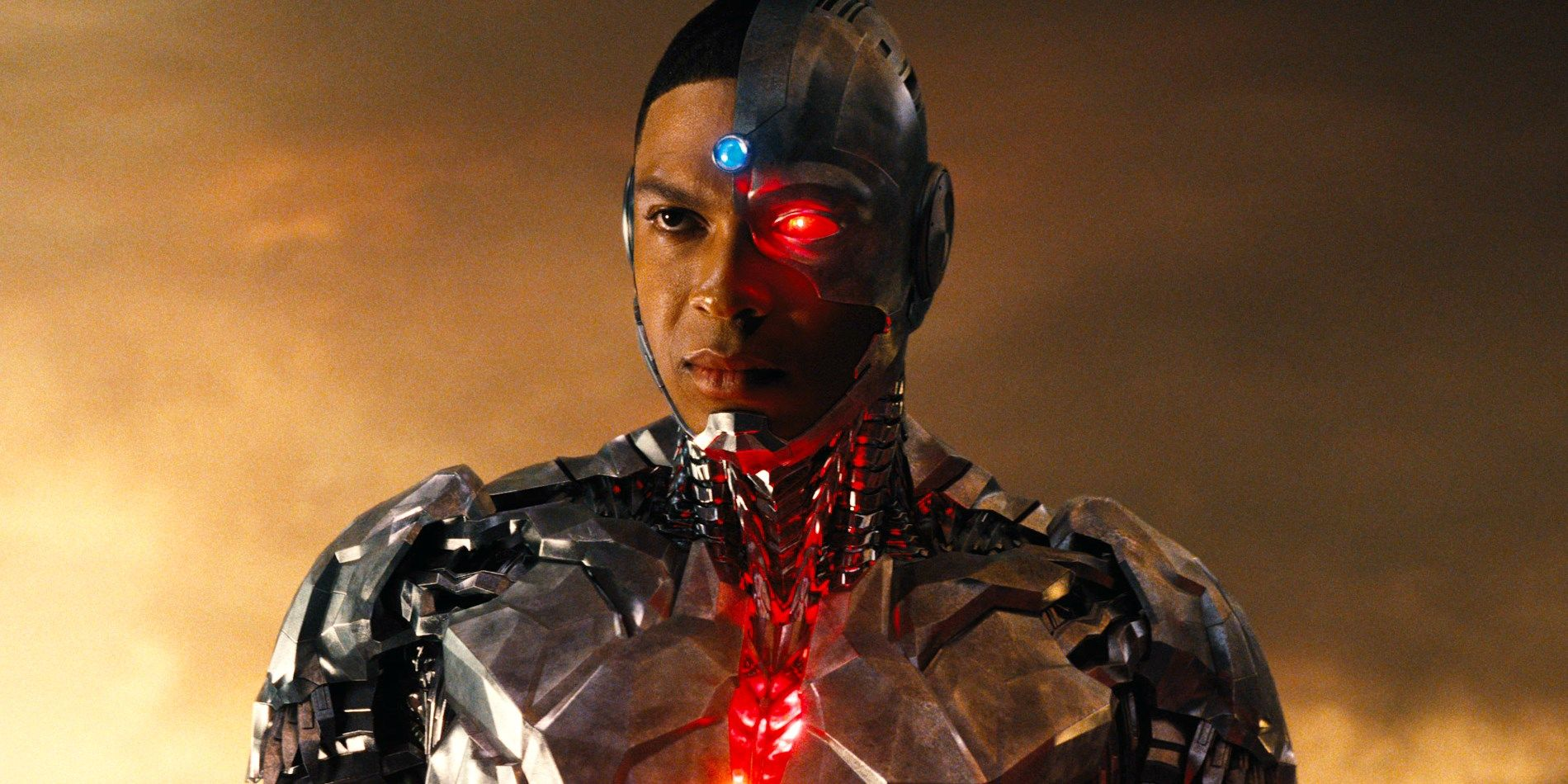 Cyborg Actor Ray Fisher Is Emotional About Snyder's Justice League