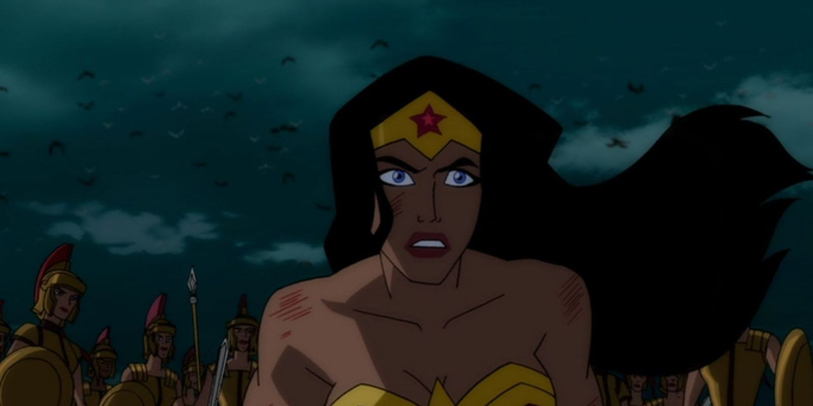 update wonder woman 2009 animated movie is getting an r rated