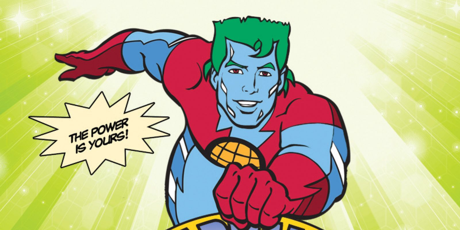 Captain planet photos 61